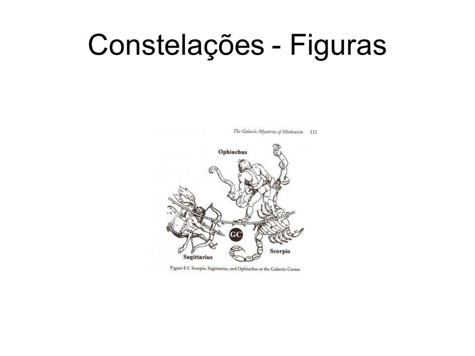 Constelações - Figuras