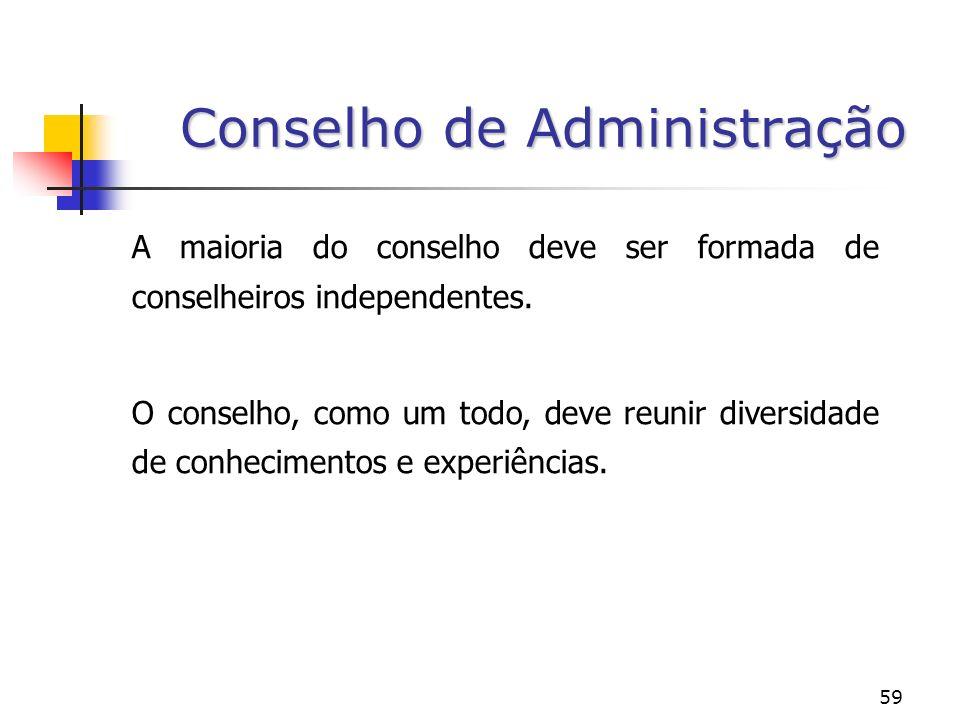 Conselho de Administração