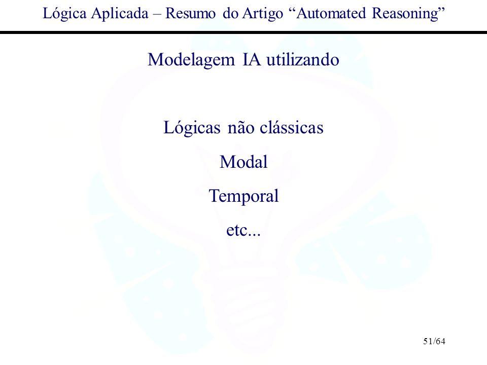 Modelagem IA utilizando