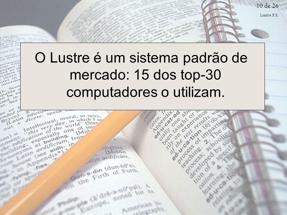 10 de 26Lustre F.S.