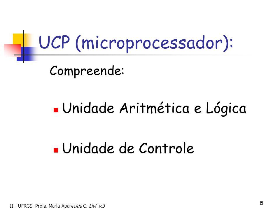UCP (microprocessador):