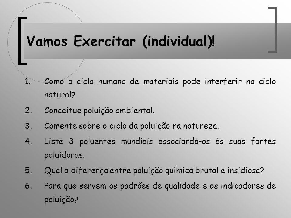 Vamos Exercitar (individual)!