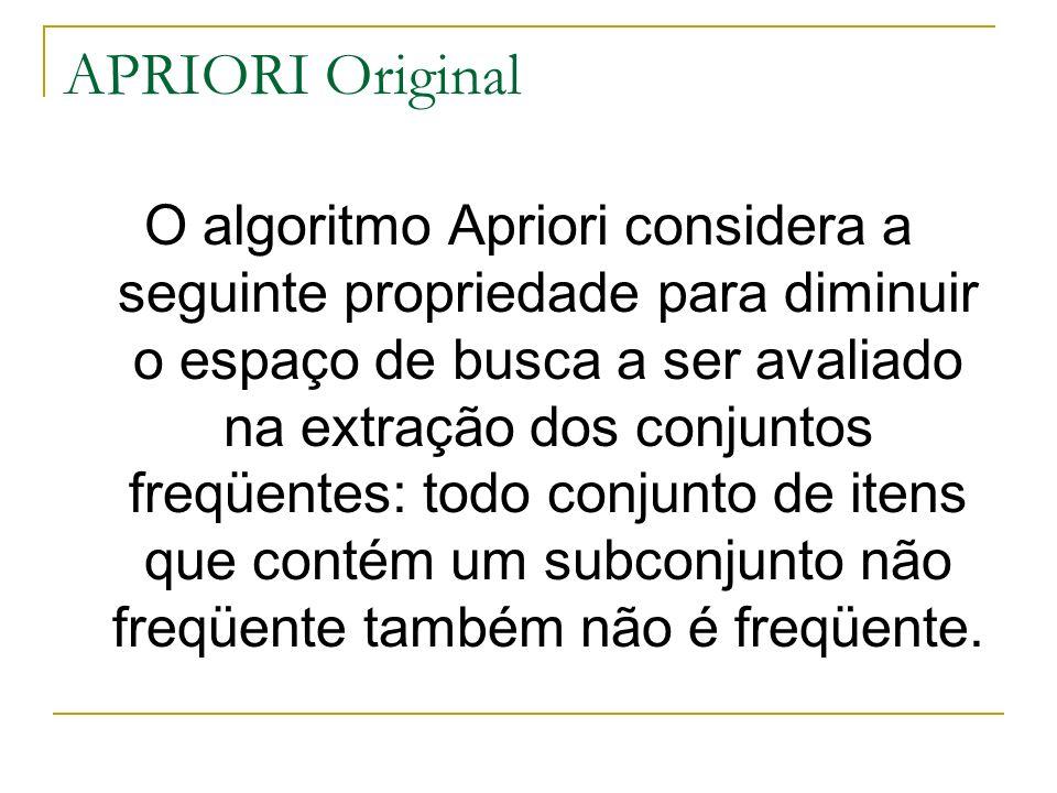 APRIORI Original