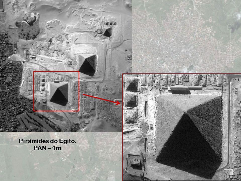 Pirâmides do Egito. PAN – 1m