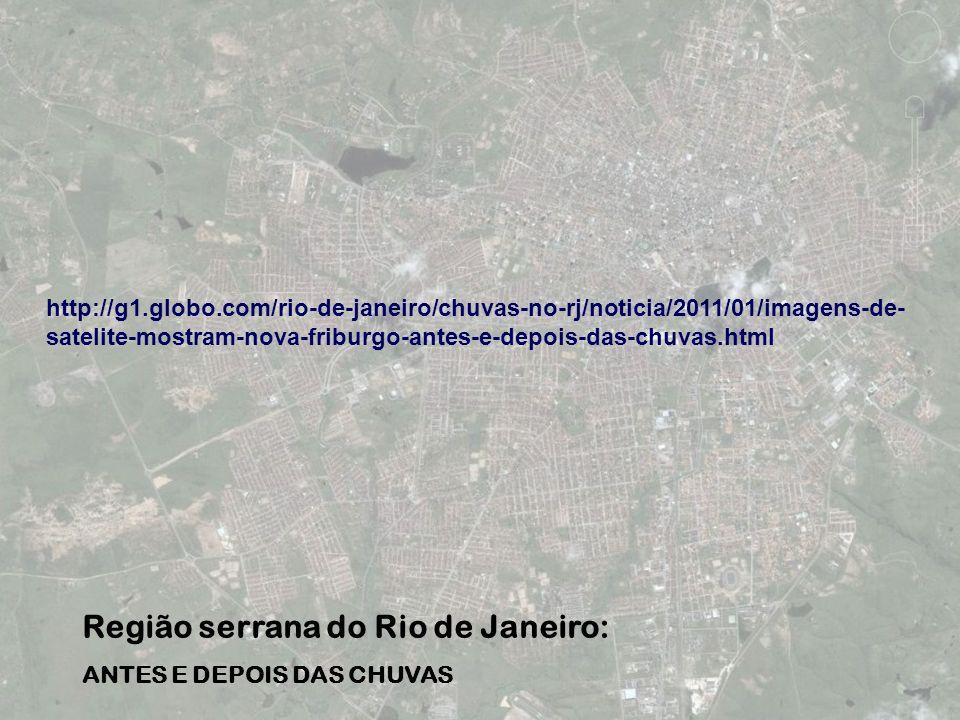 Região serrana do Rio de Janeiro: