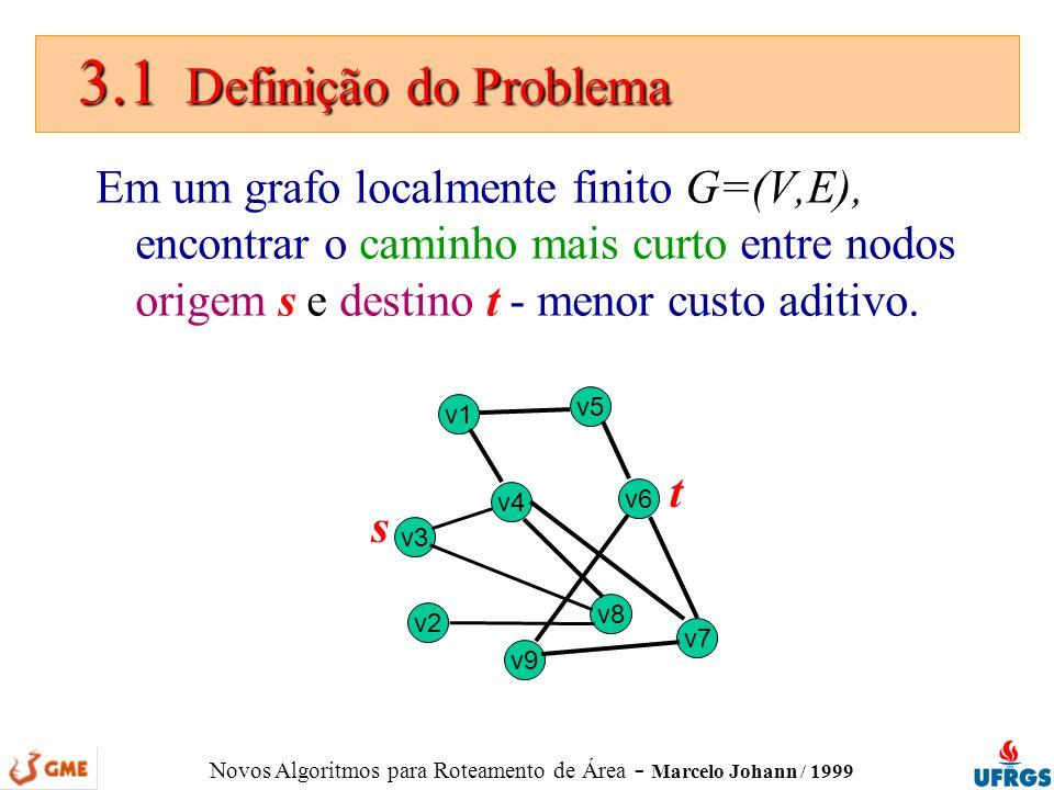 3.1 Definição do Problema