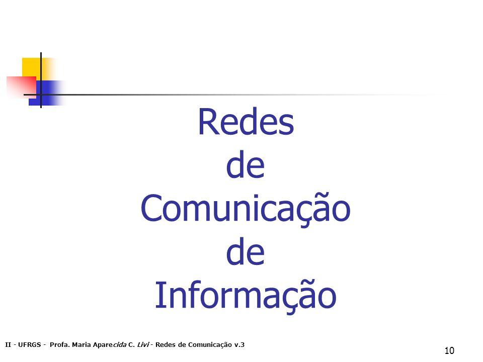 Redes de Comunicação de Informação