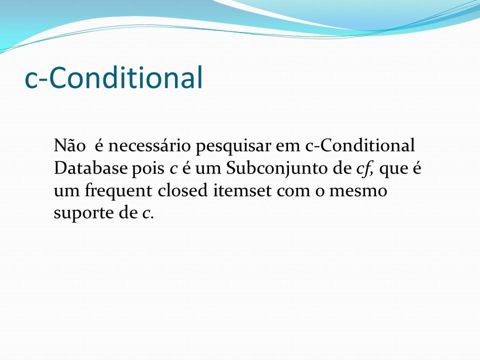 c-Conditional