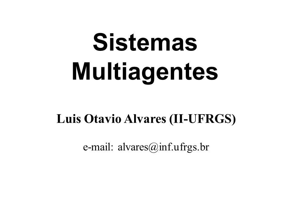 Sistemas Multiagentes