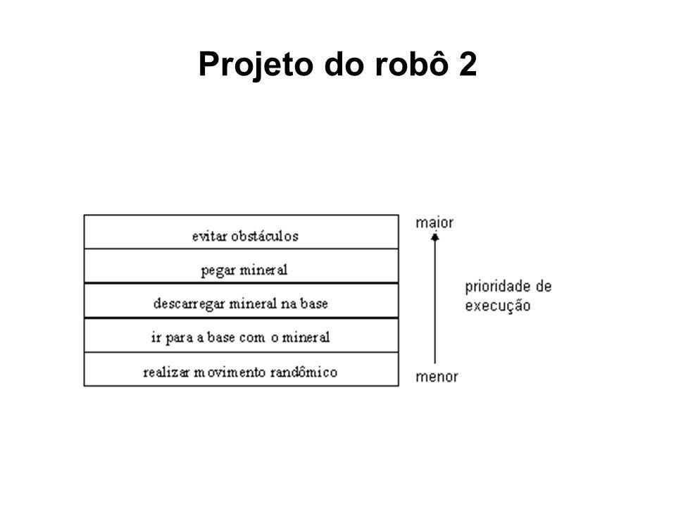 Projeto do robô 2