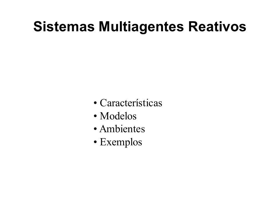 Sistemas Multiagentes Reativos