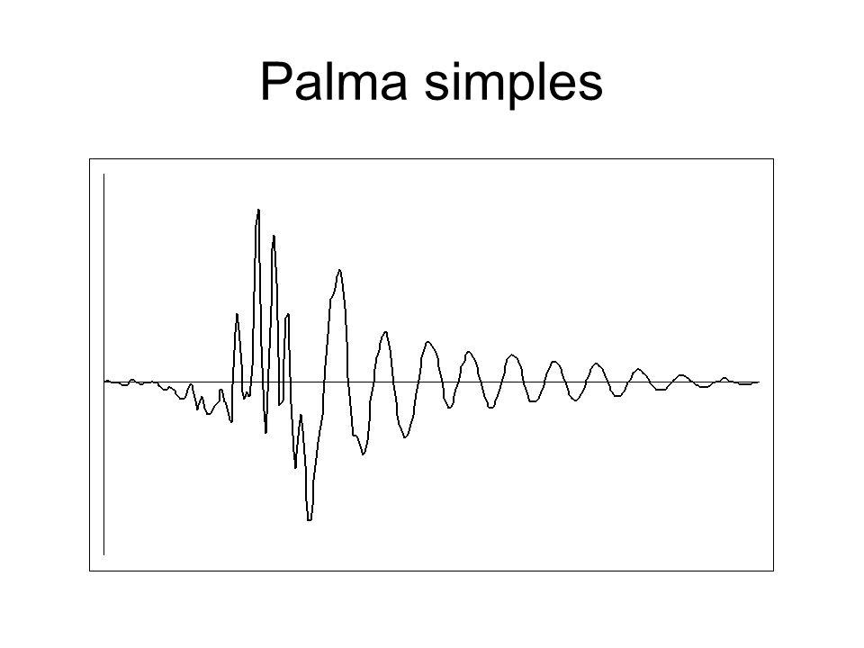 Palma simples