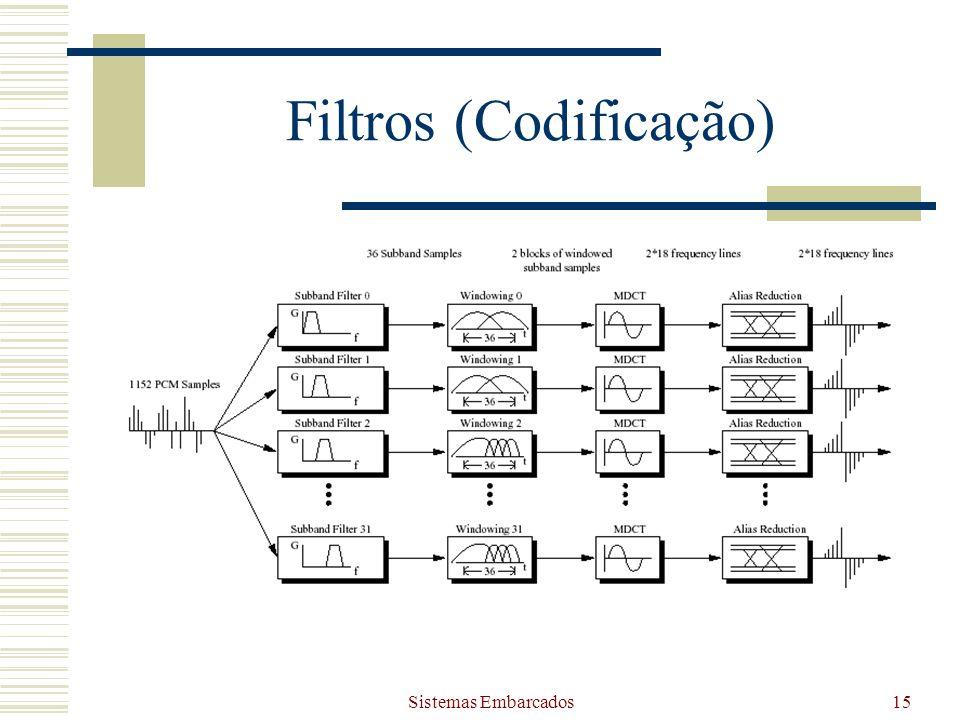 Filtros (Codificação)