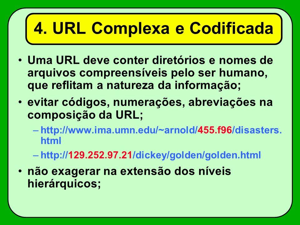 4. URL Complexa e Codificada