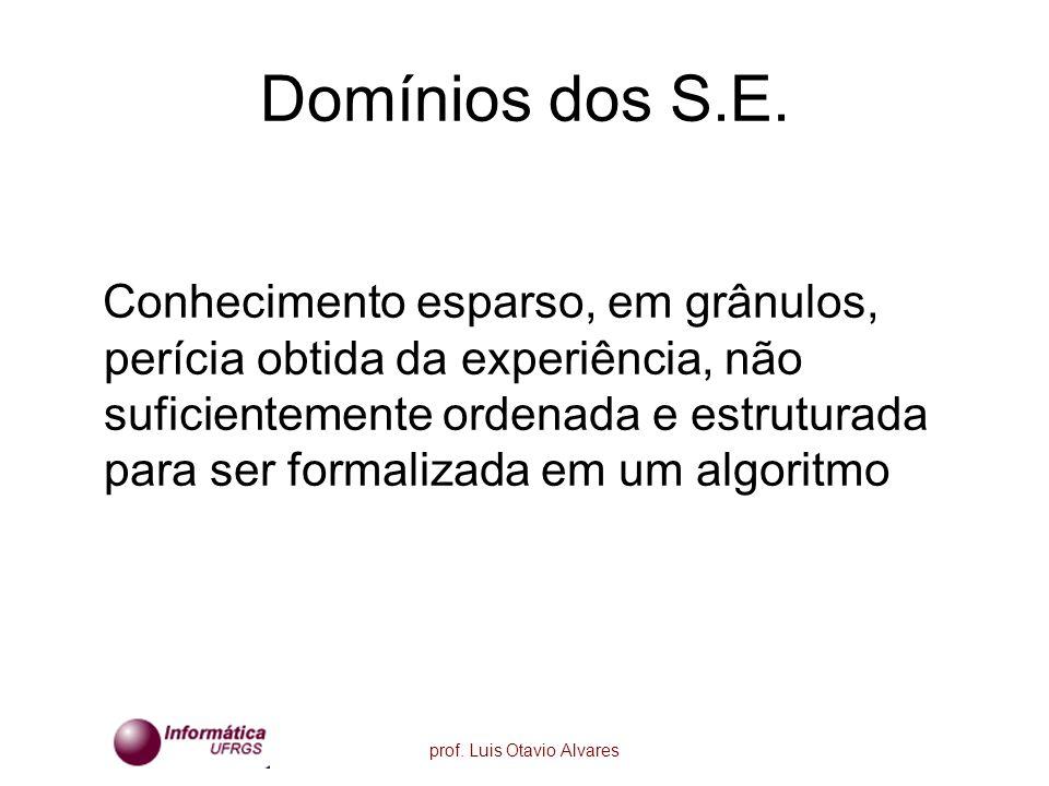 Domínios dos S.E.