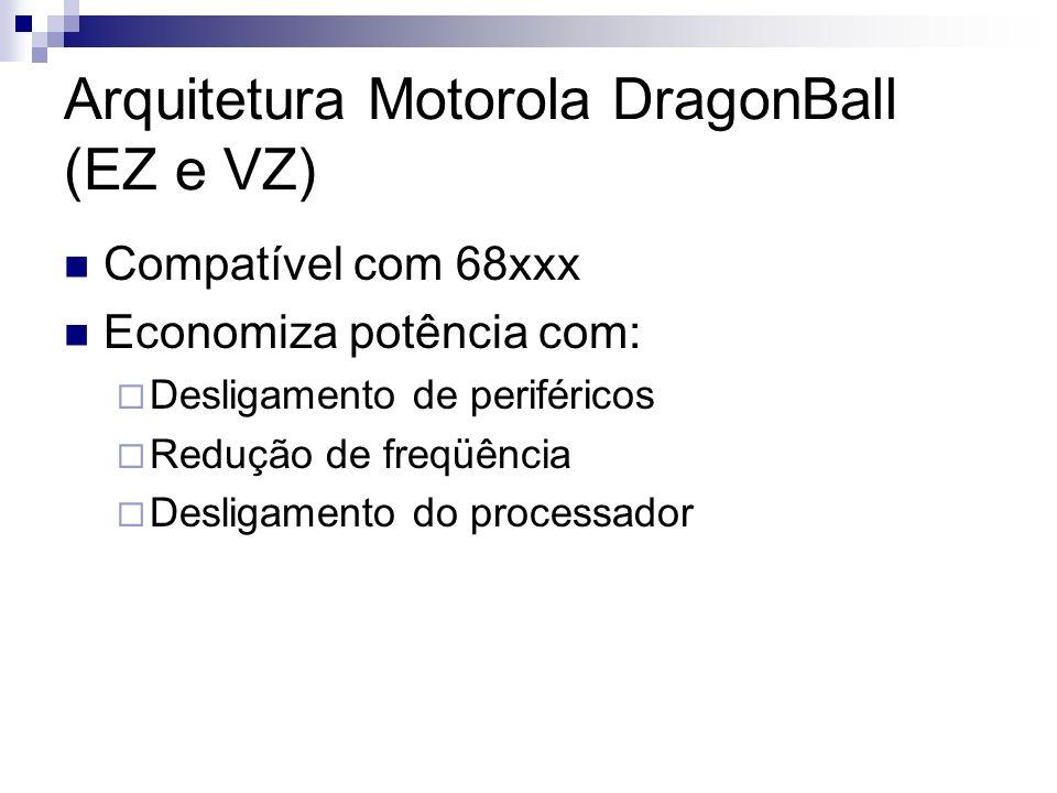 Arquitetura Motorola DragonBall (EZ e VZ)
