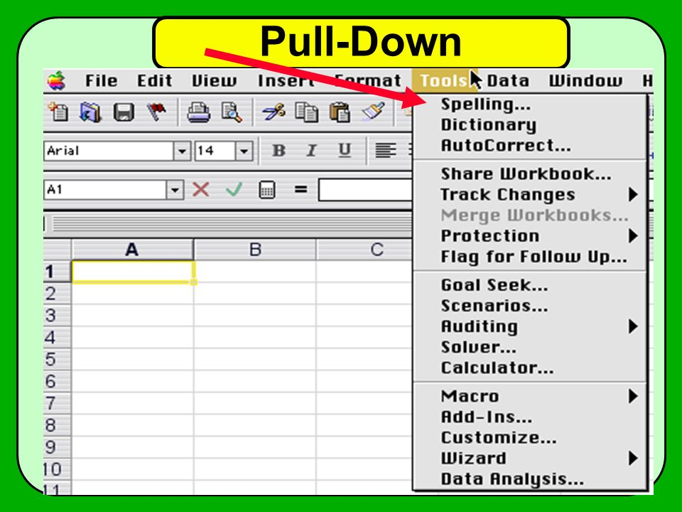 Pull-Down