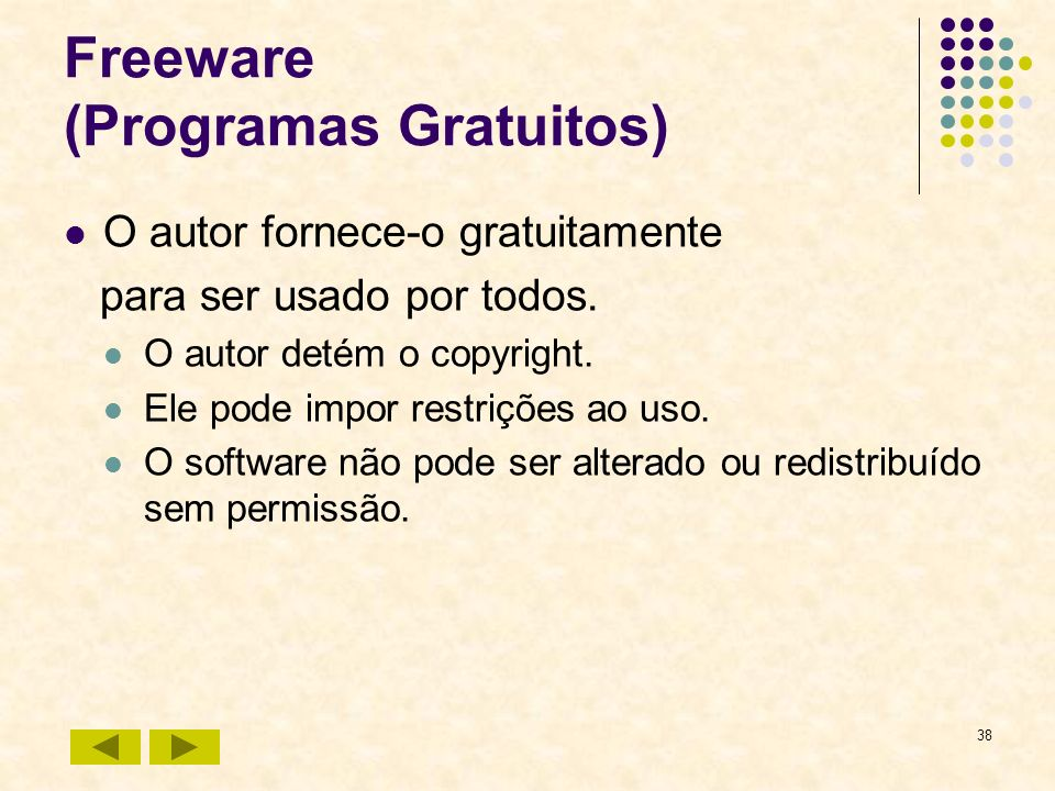 Freeware (Programas Gratuitos)