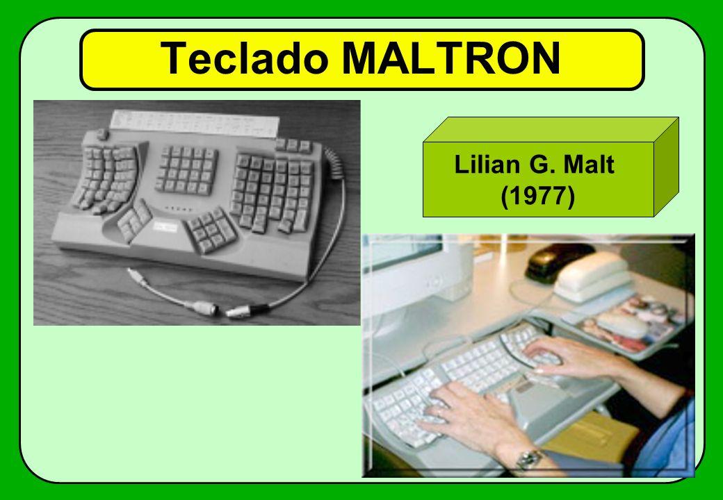 Teclado MALTRON Lilian G. Malt (1977)
