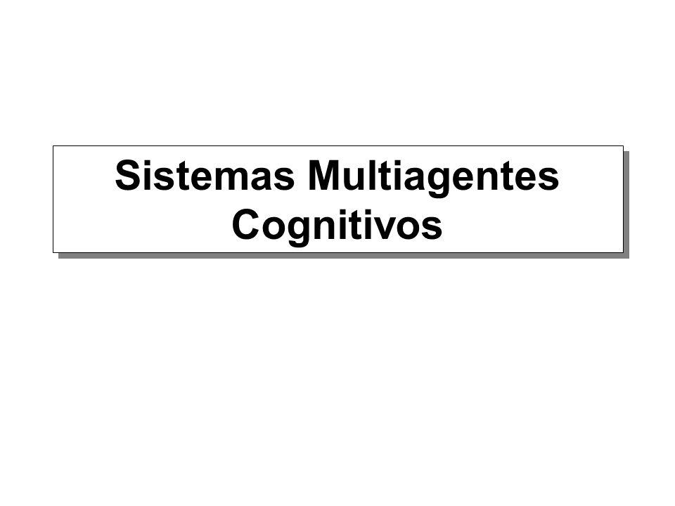 Sistemas Multiagentes Cognitivos