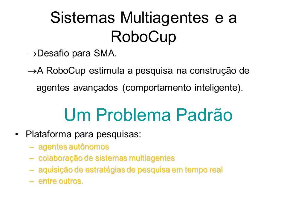 Sistemas Multiagentes e a RoboCup