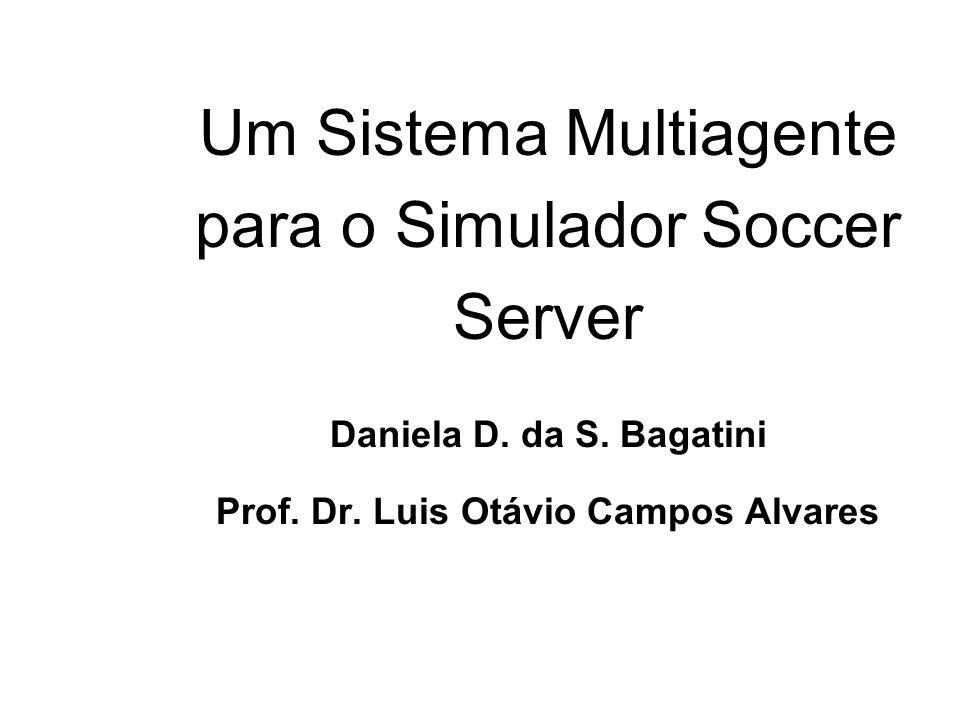 Um Sistema Multiagente para o Simulador Soccer Server
