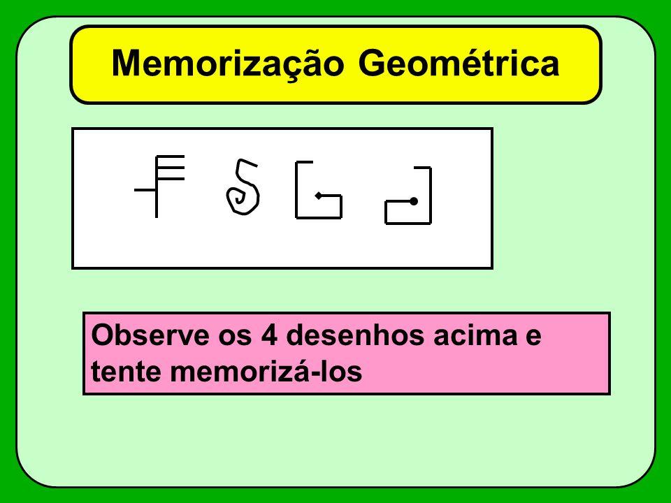 Memorização Geométrica
