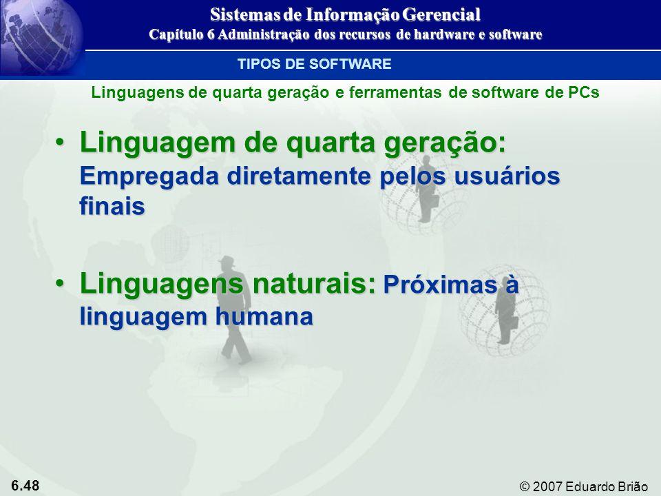 Linguagens naturais: Próximas à linguagem humana