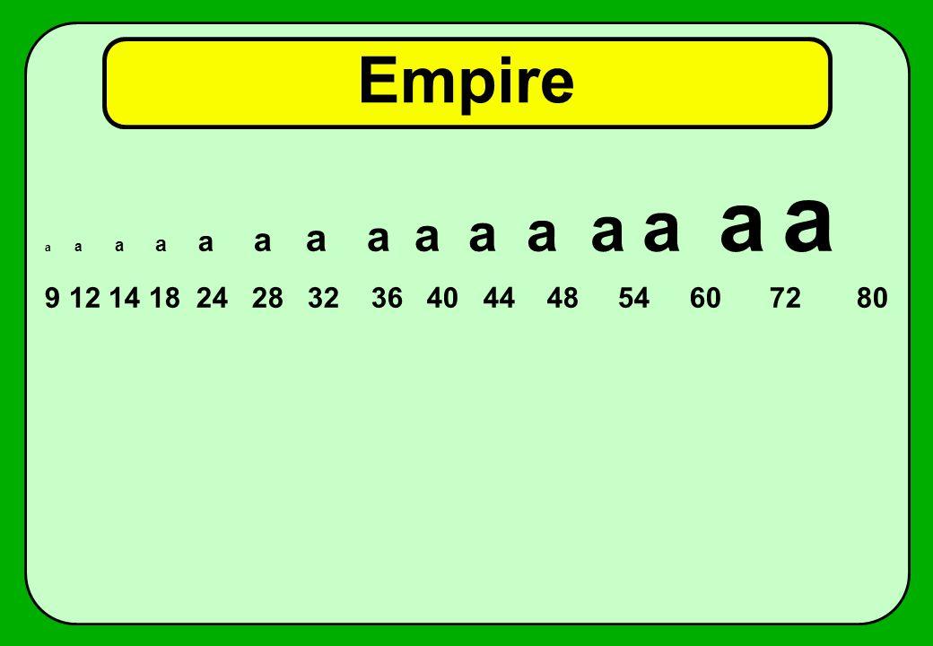 Empire a a a a a a a a a a a a a a a.