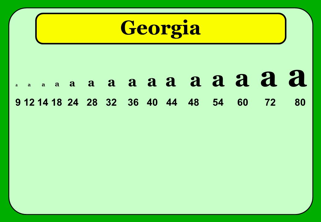 Georgia a a a a a a a a a a a a a a a.