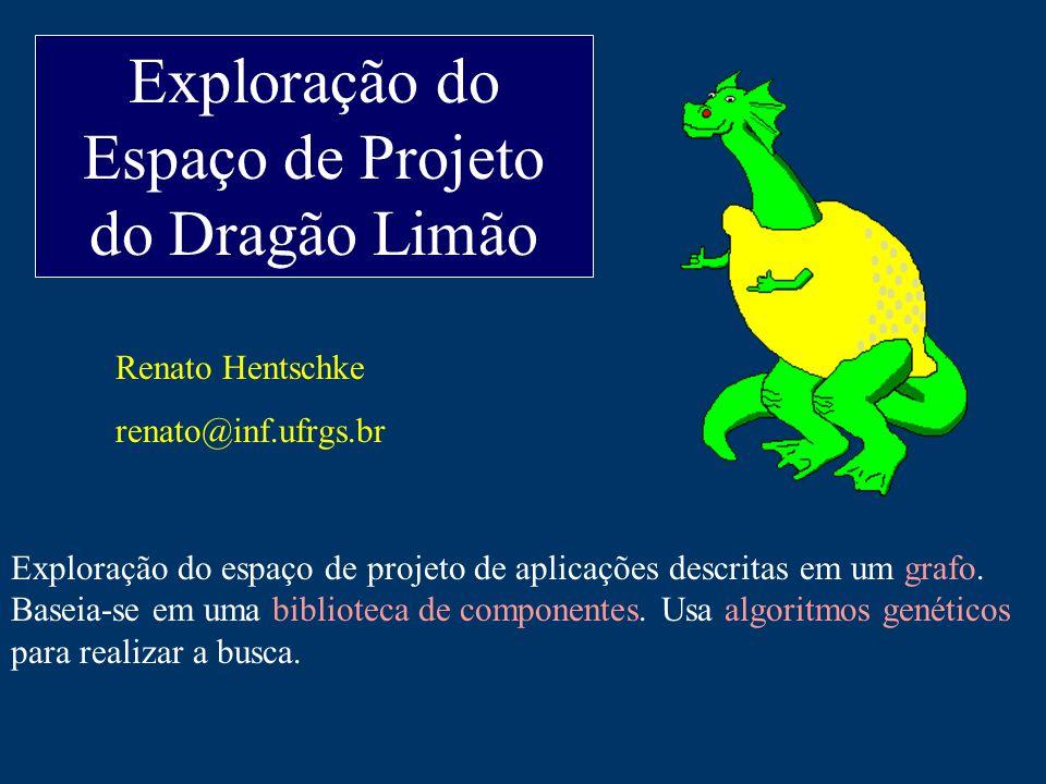 Exploração do Espaço de Projeto do Dragão Limão