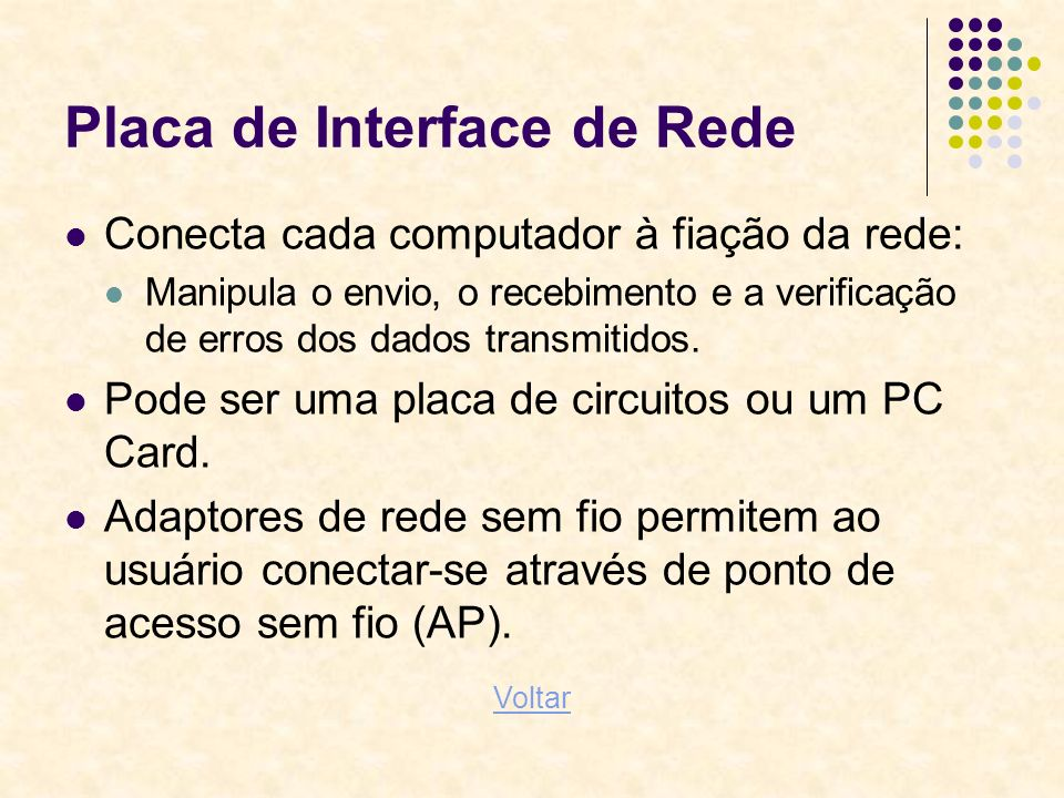 Placa de Interface de Rede