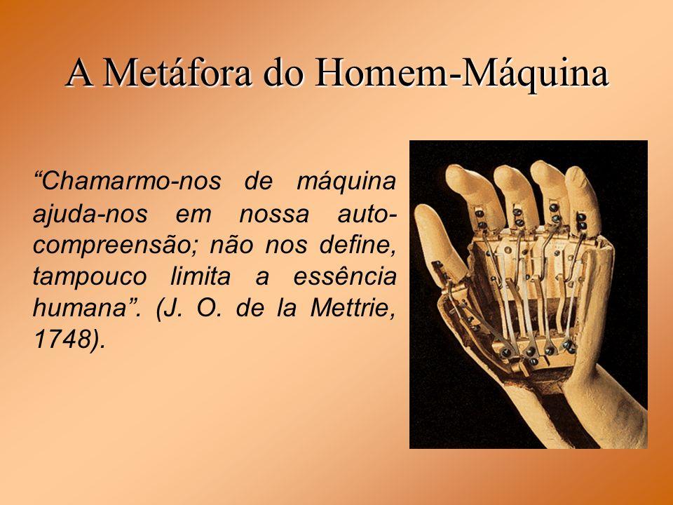 A Metáfora do Homem-Máquina