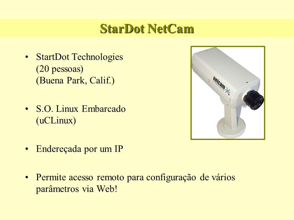 StarDot NetCam StartDot Technologies (20 pessoas) (Buena Park, Calif.)