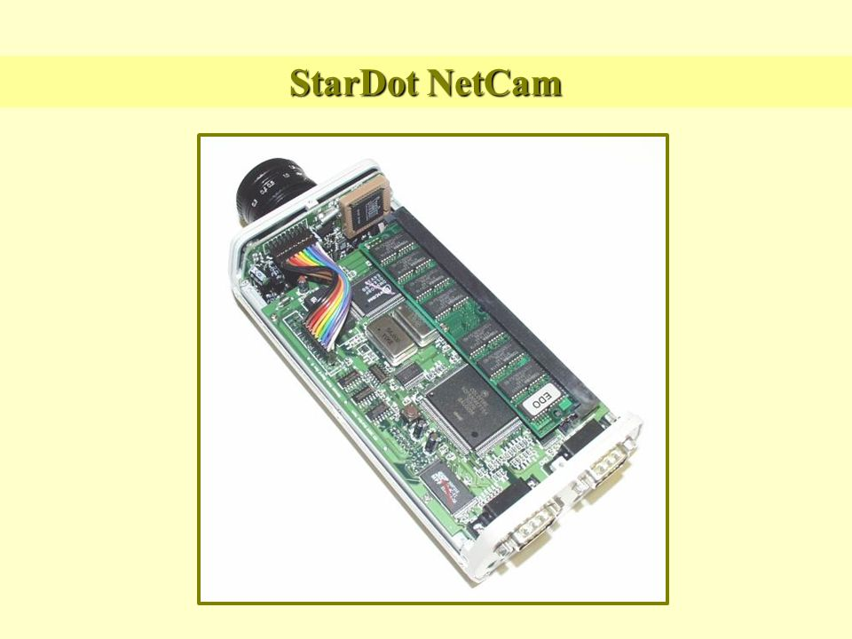 StarDot NetCam