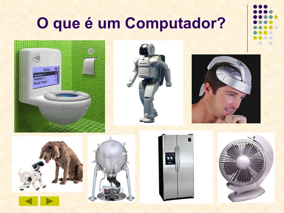 O que é um Computador