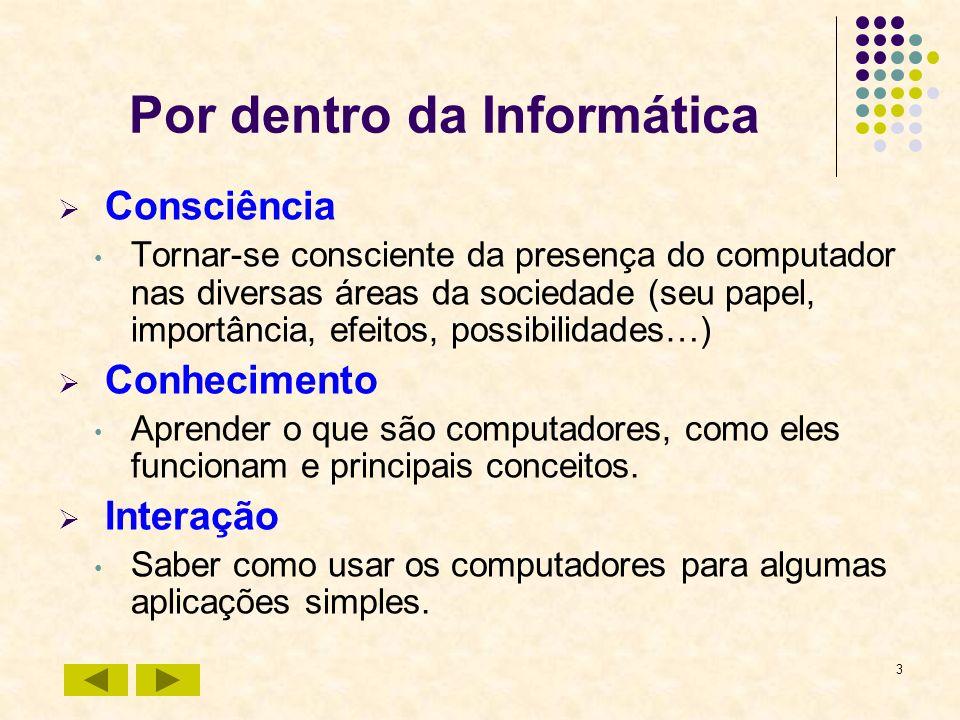 Por dentro da Informática