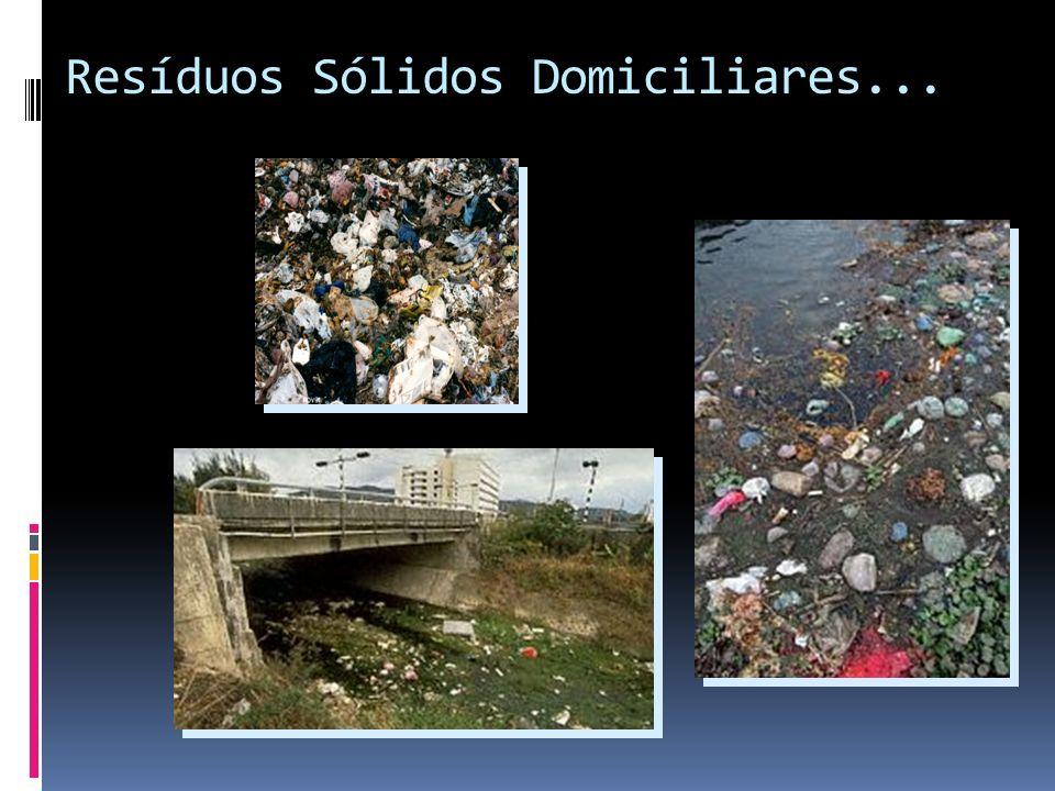 Resíduos Sólidos Domiciliares...
