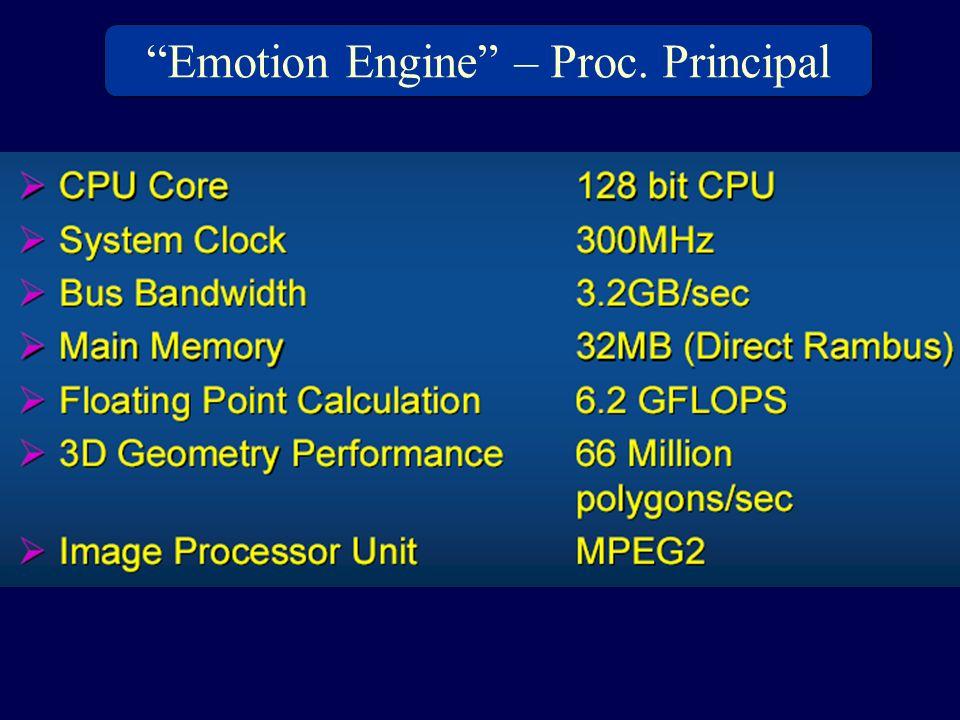 Emotion Engine – Proc. Principal