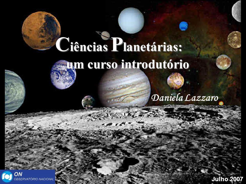 Ciências Planetárias: