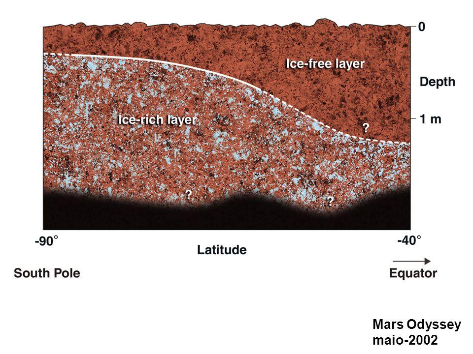 Mars Odyssey maio-2002