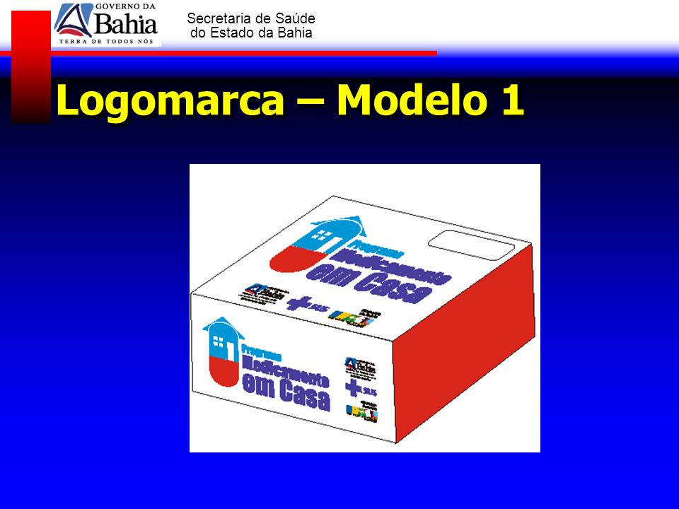 Logomarca – Modelo 1