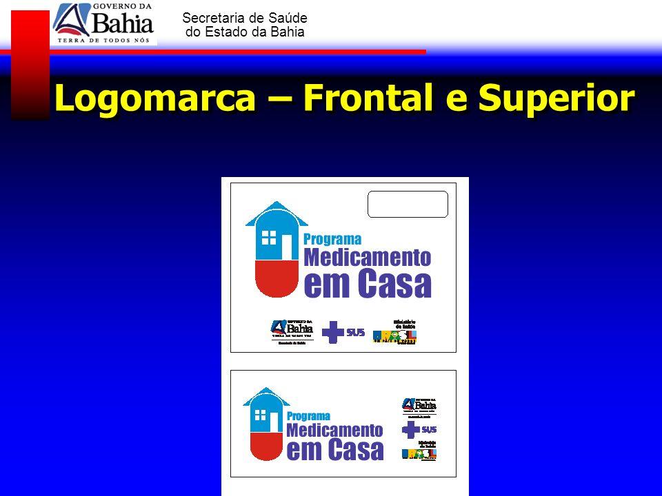Logomarca – Frontal e Superior