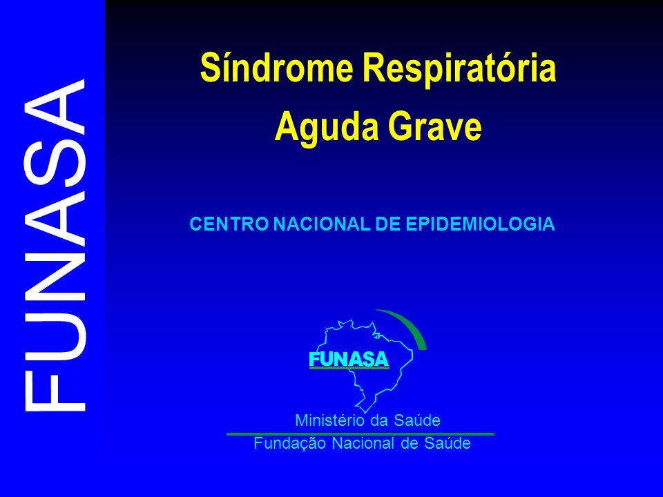 Síndrome Respiratória Aguda Grave