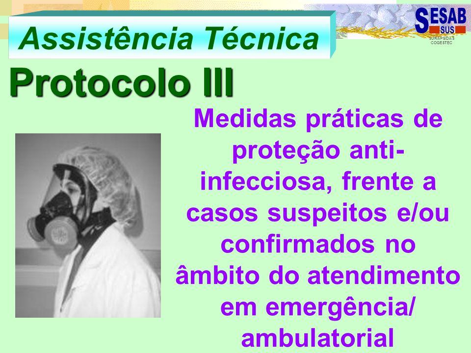 Protocolo III Assistência Técnica