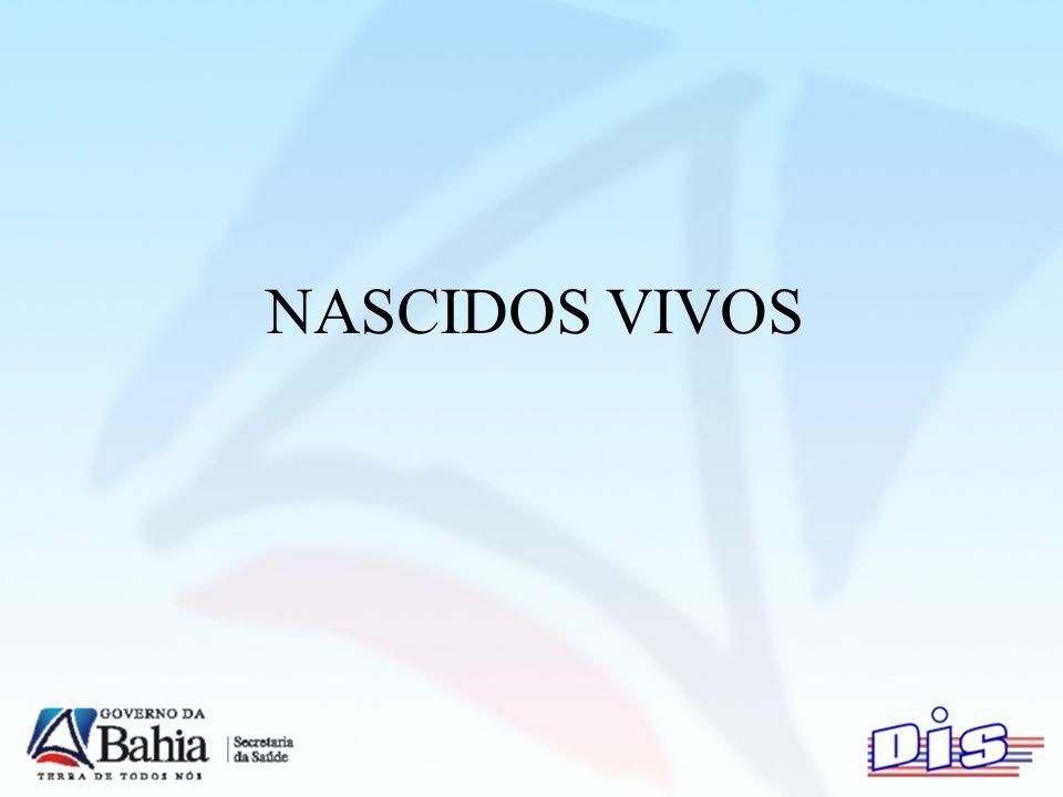 NASCIDOS VIVOS