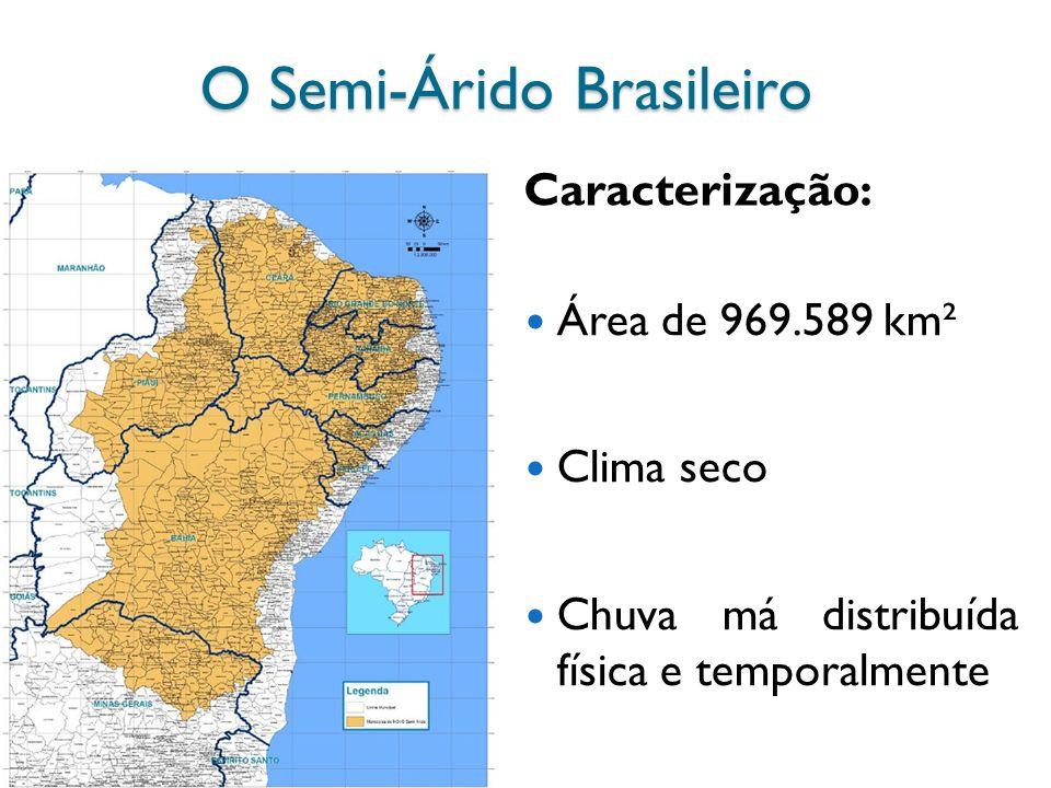 O Semi-Árido Brasileiro