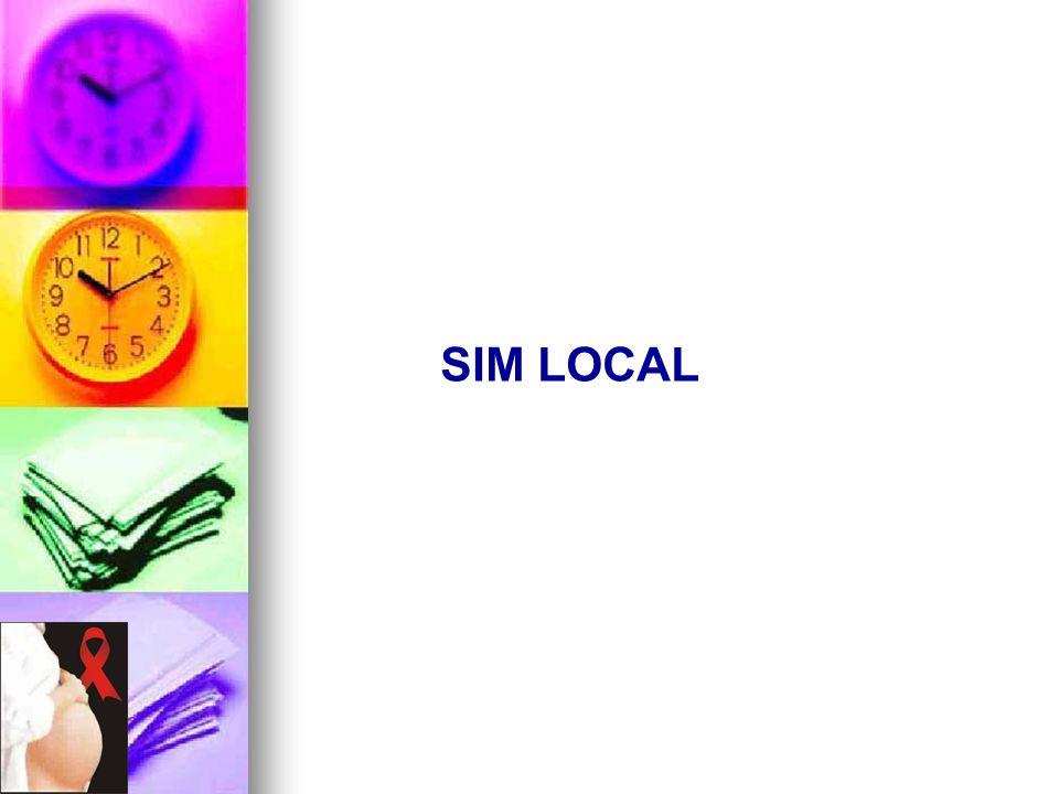 SIM LOCAL