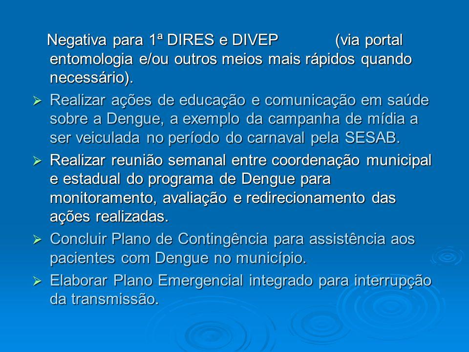Elaborar Plano Emergencial integrado para interrupção da transmissão.