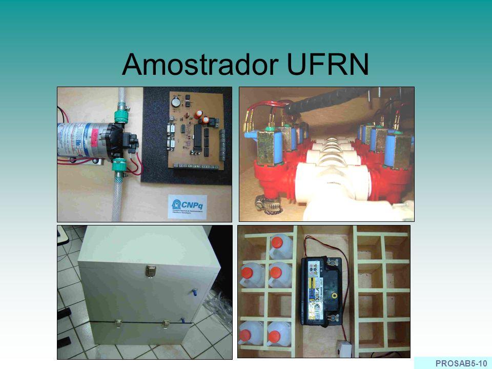 Amostrador UFRN
